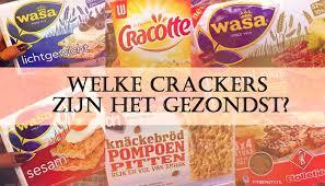 Spelt crackers zonder koolhydraten