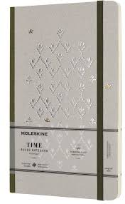 <b>Moleskine</b> Limited Collection <b>Time Notebook</b>, Hard Cover, Large (5 ...