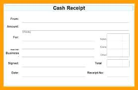 Paid Receipt Template Word Receipt Template Word Cash Receipt
