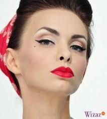 resultado de imagen para pin up make up