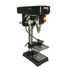 SE 97511MDP 3Speed Mini Drill Press Bench For Jewelers Small Bench Drill Press
