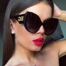 <b>WFEANG</b> Fashion Brand Cat Eye <b>Women Sunglasses</b> - 7 Colours in ...