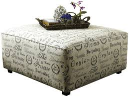 cloth ottoman coffee table full size of footstools plans square upholstered