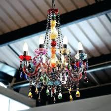 boho chic home lighting gypsy chandelier designs