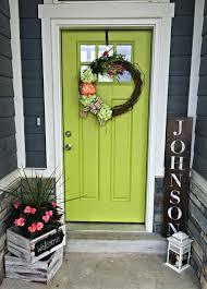 front door decorFancy Front Door Decor In Creative Home Decoration Idea P84 with