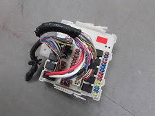 ipdm nissan computer chip cruise control 07 09 titan armada xterra qx56 ipdm bcm body module fuse box 284b6 ze00c