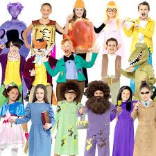 roald dahl world book day kids fancy dress character week boys s costumes 1 of 1 see more