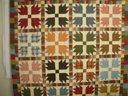 MY BROTHERS FLANNEL BEAR PAW QUILT - Quilters Club of America & MY BROTHERS FLANNEL BEAR PAW QUILT Adamdwight.com