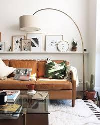modern looks for art ledges