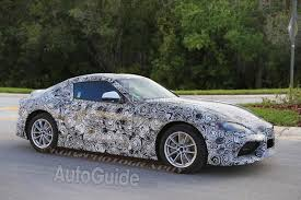 Production Toyota Supra Spied Revealing Production-Ready Design ...