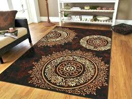 gorgeous black area rug ilrations idea or inspirational new rugs brown circles 8x10 dark gray