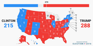 presidential elecion results live trump shocks the world business insider