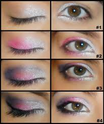 19 photos of the simple tricks to do on how to put on eye makeup