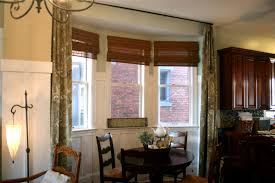 Breakfast Area curtain panels for my breakfast nook how to make curtains home 1794 by xevi.us