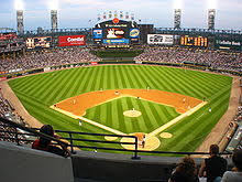 Guaranteed Rate Field Seating Chart With Rows Guaranteed Rate Field Wikipedia