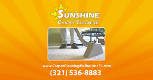 sunshine carpet cleaning melbourne viera and palm bay fl free estimates