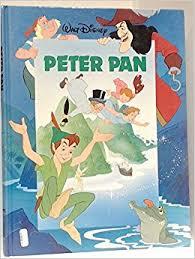 peter pan disney animated series walt disney 9780517686478 amazon books