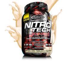 <b>NITRO</b>-<b>TECH RIPPED</b> | MuscleTech