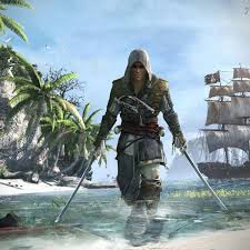 ins creed iv black flag wallpaper