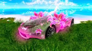 maserati pininfarina fantasy flower car