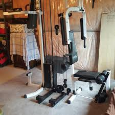 home gym lighting. Northern Lights Home Gym. EXCELLENT Condition Gym Lighting