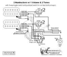 guitar wiring diagram 2 humbuckers 3 way toggle switch 2 volumes 2 guitar wiring diagram 2 toggle tones coil tap