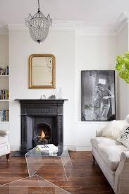 Edwardian Designers Edwardian Flat In Clapham With Modern Neutral Interiors