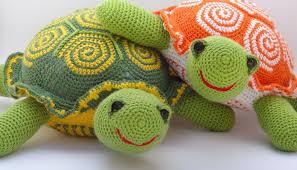 Free Crochet Turtle Pattern Simple Crochet Turtle Pattern PDF Instant Download