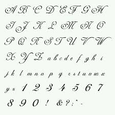 alphabet stencils for painting pin by cheryl belver on fonts