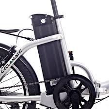 Cyclamatic Bike Lights Folding Electric Bike Cyclamatic Cx2