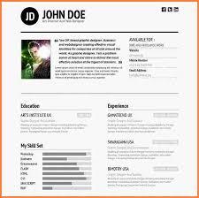 Good Resume Designs 15 Good Resume Designs Proposal Letter