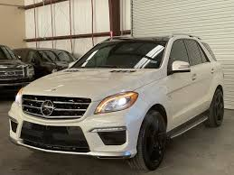 Information mercedes ml63 amg 2010 6.3 v8 good condition 503 hp very powerful and comfortable harman kardon audio system, with subwoofer navigation. Used Mercedes Benz M Class Ml Amg 63 4matic For Sale Right Now Cargurus