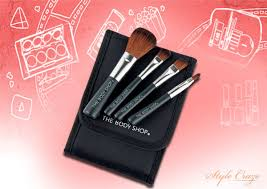 body mini brush kit