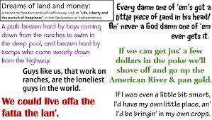 of mice and men miss ryan s gcse english media page  of mice and men