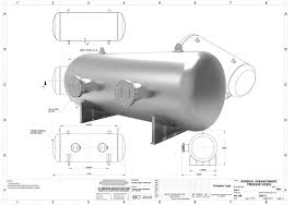 Pressure Vessel Design 3d Modelling Of Pressure Vessels And Pipe Work Systems