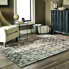 area rug large plush gray black living room outstanding extra sheepskin