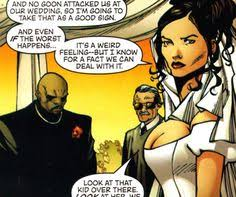 Image result for luke cage and jessica jones comic