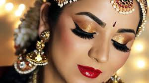recreating my traditional bridal look indian wedding makeup tutorial