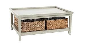 wicker basket coffee table woven basket round wicker basket coffee table