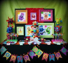 Deco De Fete: Anniversaire Enfant Idées Décoration Table Buffet ...