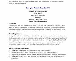 Retail Clothing Store Resume Sampleger Format Download Objective