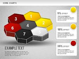 Comb Chart Comb Chart Presentation Template For Google Slides And