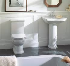 White Bathroom Suite Mere Aristo Traditional Bathroom Suite With White Soft Close