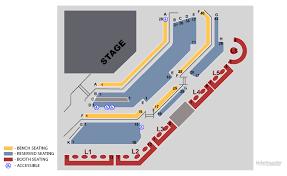 Jabbawockeez Theater Mgm Seating Chart Www