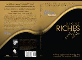 right riches for you book cover design on behance
