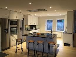 recessed lights in kitchen bunnings home depot bedroom living room bathroom flickering cost costco placement lighting layout remodel header ideas