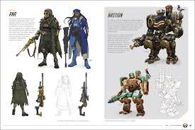 The Art Of Overwatch Amazon De Blizzard Fremdsprachige Bücher
