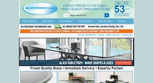 glasstopsdirect com screenshot