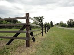 brown vinyl horse fence. Brown Horse Fencing Vinyl Fence C