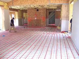 Flooring  Heated Bathroom Floor Flooring Floors Cost Worth - Installing bathroom floor